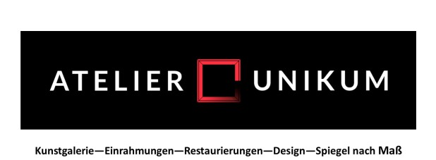 Kunsthandlung, Spiegel nach Maß, Restaurierungen, Galerie Unikum, Kirchheeim Teck