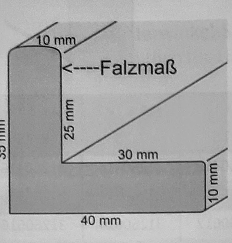 Schattenfugenrahmen, Leinwandbild, 60x70, 60x80, 60x90, 70x90
