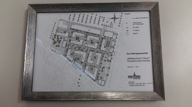 Steingauquartier, Steingau Areal, EZA Areal, Kirchheim unter Teck, Städtebaulicher Entwurf. Einrahmung, Bilderrahmen Kunstgalerie Unikum