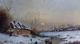Restaurieren, Gemälde restaurieren, Bilder restaurieren, Kirchheim Teck, Kreis Esslingen, Region Stuttgart.