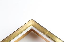 Bilderrahmen Echtgold Exklusiv, Premium